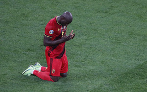 """""""Bò mộng"""" Lukaku khóc và sợ hãi khi nghe tin về đồng đội Eriksen tại Inter Milan đột quỵ"""