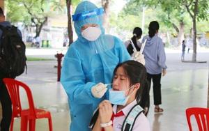 Đà Nẵng: Xét nghiệm Covid-19 cho hơn 13.000 thí sinh thi tuyển vào lớp 10