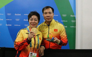 Xạ thủ Hoàng Xuân Vinh nói gì khi được mời dự Olympic Tokyo?