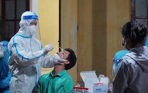 Bắc Ninh: Số ca nhiễm qua xét nghiệm diện rộng giảm mạnh nhất, gần 550 bệnh nhân được xuất viện