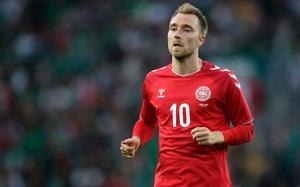 Christian Eriksen: Số 10 cổ điển hiếm hoi tại EURO 2020