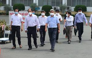 """22 nhân viên dương tính SARS-CoV-2, Bệnh viện Bệnh nhiệt đới TP.HCM thành """"điểm nóng"""""""