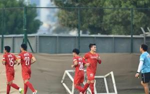 Tuấn Anh chưa thể tập cùng đồng đội, Quang Hải sẵn sàng tái xuất gặp UAE