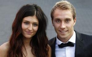 Eriksen thoát lưỡi hái tử thần, vợ đẹp cảm ơn NHM