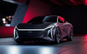 Geely Vision Starburst - mẫu xe mang thiết kế từ tương lai