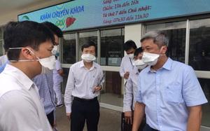 """Thứ trưởng Bộ Y tế Nguyễn Trường Sơn lại """"cắm chốt"""" chống dịch Covid-19 tại TPHCM"""