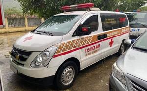 """Thực hư vụ xe cứu thương chở 11 công nhân Bắc Ninh """"vượt chốt"""" về Sơn La"""