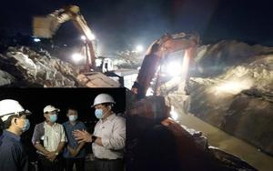Quảng Ngãi: Xuyên đêm trên công trình kè khẩn cấp 100 tỷ