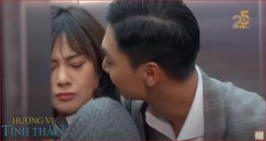 """Hương vị tình thân tập 41: Nam bị Long """"dí"""" đòi hôn"""