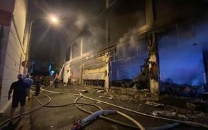 Cháy phòng trà ca nhạc ở thành phố Vinh, 6 người tử vong