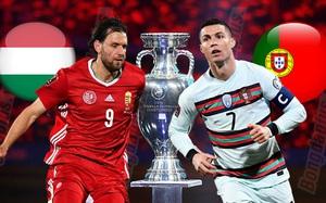 Nhận định, dự đoán tỷ số Hungary vs Bồ Đào Nha (EURO 2020): Khó có bất ngờ
