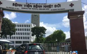 TP.HCM: Bệnh viện Bệnh Nhiệt đới thêm 5 ca dương tính SARS-CoV-2