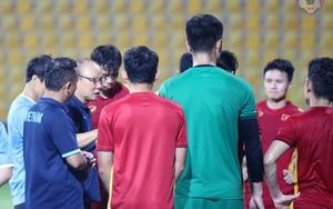 HLV Nguyễn Thành Vinh chỉ ra điểm mạnh của ĐT Việt Nam vs UAE