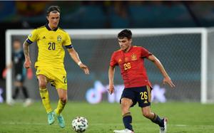 Kết quả, BXH EURO 2020 ngày 15/6: Tây Ban Nha bị Thụy Điển cầm hòa