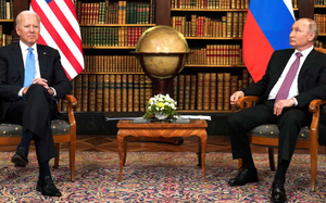 Tổng thống Biden và Putin bước vào cuộc hội đàm quan trọng tại Geneva