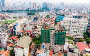 """Toàn cảnh dự án cao ốc vị trí vàng trên đường Thái Hà bị """"lãng quên"""" hơn 1 thập kỷ"""