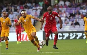 Cập nhật kết quả Australia vs Jordan: Hồi hộp