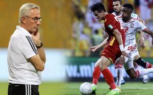 ĐT Việt Nam ghi 2 bàn 8 phút cuối, HLV UAE thừa nhận... sợ hãi