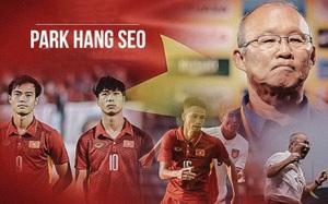 Điểm mặt 5 chiến tích lịch sử của ĐT Việt Nam với HLV Park Hang-seo