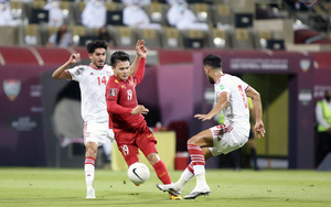 """Trợ lý thầy Park nói lý do ĐT Việt Nam """"đuối"""" khi đấu UAE"""