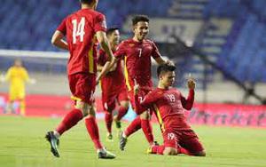 BXH FIFA sau vòng loại World Cup: Thái Lan kém ĐT Việt Nam 30 bậc