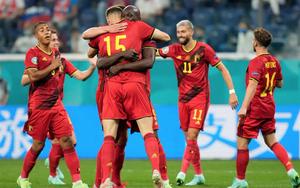 Lịch trực tiếp EURO ngày 17/6: Xem Bỉ vs Đan Mạch trên kênh nào?