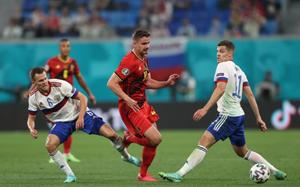 Nhận định tỷ lệ phạt góc Bỉ vs Đan Mạch (23h00 ngày 17/6):
