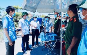 Chủ tịch UBND tỉnh Nghệ An Nguyễn Đức Trung: 'Quyết khống chế, ngăn chặn, kiểm soát, không để dịch Covid-19 lây lan diện rộng'