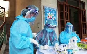Nghệ An: Cán bộ công an mắc Covid-19 có hơn 6.000 F1, giãn cách xã hội huyện Diễn Châu