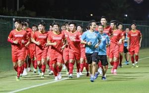 Vừa về nước cách ly, Đội tuyển Việt Nam đã được Bộ trưởng Bộ VHTT&DL hết lời khen ngợi
