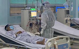 """Bệnh viện điều trị Covid-19 Củ Chi: Nơi """"chia lửa"""" cho các bệnh viện tuyến đầu"""