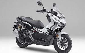 Honda ADV 150 2021 Ross White trình làng, chỉ bán ra 1.000 chiếc