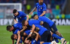 Kết quả, BXH EURO 2020 ngày 17/6: Thắng dễ Thụy Sĩ, Italia sớm vào vòng 1/8