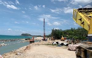 Quảng Ngãi: Đầu tư 85 tỷ xoá hiểm hoạ sóng cuốn nhà dân ra biển