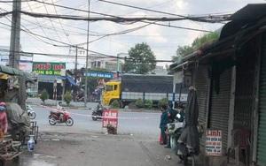 Nóng: Vợ BN 11.669 ở Bình Dương dương tính với SARS-CoV-2, Đồng Nai phong toả chợ, truy vết F1