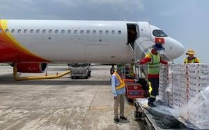 Các hãng hàng không ưu đãi vận chuyển vải thiều Bắc Giang
