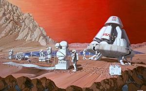 Tinh trùng sống khỏe trên sao Hỏa tới 200 năm, con người có thể lên hành tinh Đỏ sinh con