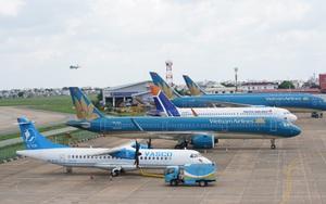 Vietnam Airlines đang cực kỳ khó khăn, Vietjet xoay xở vượt khó: Bộ GTVT không đề xuất giảm thuế phí