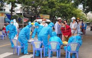 Đà Nẵng khẩn trương tìm người tiếp xúc với người bán vải dương tính SARS-CoV-2 ở Nghệ An