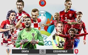 Nhận định tỷ lệ thẻ vàng Croatia vs CH Czech (23h00 ngày 18/6)