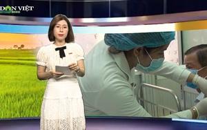 Bản tin Thời sự Dân Việt 18/6: Việt Nam sẵn sàng cho chiến dịch tiêm vắc xin Covid-19 lớn nhất