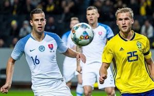 Xem trực tiếp Thụy Điển vs Slovakia trên VTV6