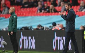 """ĐT Anh hòa thất vọng, HLV Southgate vẫn """"cười như được mùa"""""""