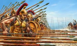 3 đội hình chiến đấu hiệu quả nhất trong lịch sử quân sự