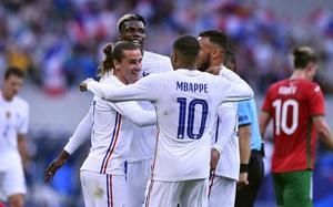 Xem trực tiếp Pháp vs Hungary trên VTV6