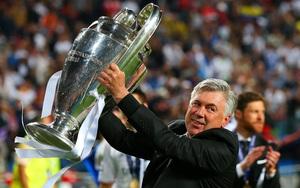 """Đồng ý nhận lương """"bèo bọt"""", Carlo Ancelotti trở lại Real Madrid"""