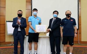 Đại sứ Việt Nam tại UAE chúc thầy Park và học trò đi tiếp vào Vòng loại cuối cùng World Cup 2022