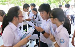 """Hà Nội thăm dò rút ngắn thời gian thi lớp 10: """"Phương án thi thế nào không quá quan trọng nữa"""""""