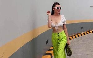 Hoa hậu chuyển giới Phùng Trương Trân Đài tự tin khoe dáng vóc trong bộ ảnh mới