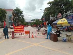 Lạng Sơn: Huyện Hữu Lũng thêm 8 ca dương tính với SARS-CoV-2, gần một nửa F1 thành F0